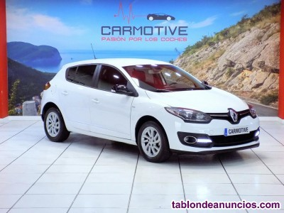 RENAULT MEGANE Limited Energy TCe 115 S&S eco2, 115cv, 5p del 2015
