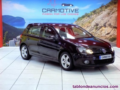 VOLKSWAGEN GOLF 1.6 TDI 105cv BlueMotion, 105cv, 5p del 2012