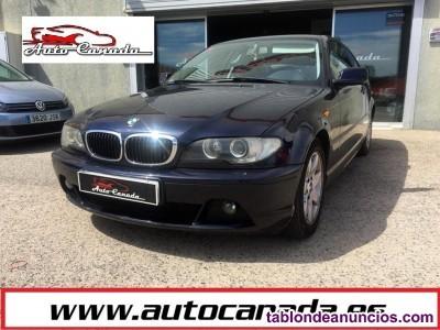 BMW SERIES 3 318Ci, 143cv, 2p del 2003