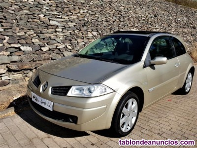RENAULT MEGANE Coupe-cabrio Authentique 1.6 16v, 110cv, 2p del 2007