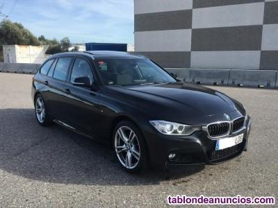 BMW SERIES 3 320d Touring, 184cv, 5p del 2014