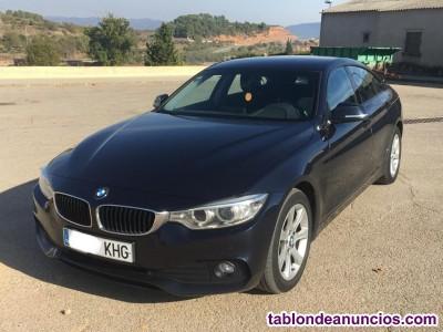 BMW SERIES 4 420d Gran Coupe, 184cv, 5p del 2015