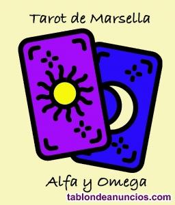 Tarot de Marsella Alfa y Omega