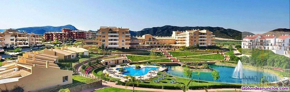 Complejo turístico Sol Andalusí, conjunto residenc