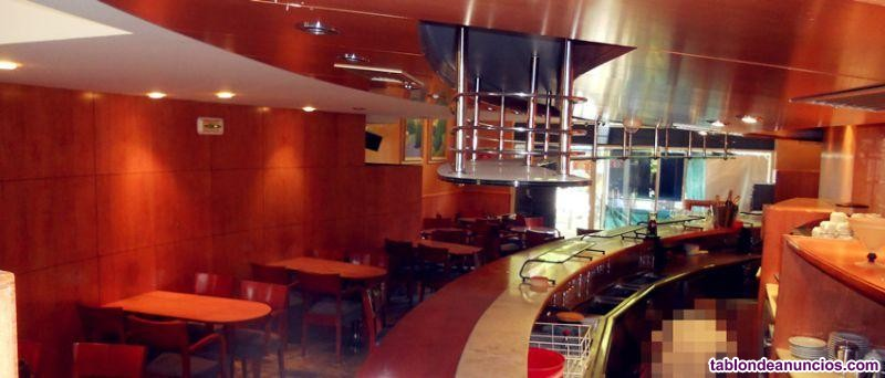 Estupendo bar restaurante con buenas terrazas cerc