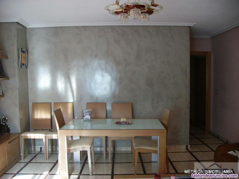 Piso, 110 m2, 3 dormitorios, 1 baños, 1 garajes, B