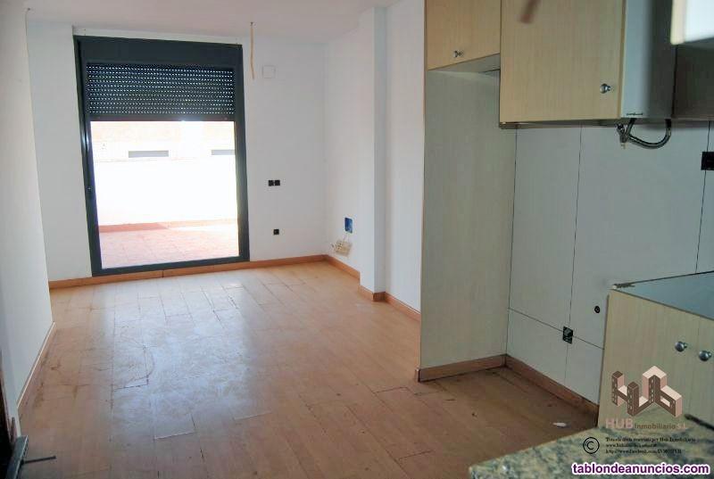 Piso, 44 m2, 1 dormitorios, 1 baños, Para reformar