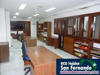 Espectacular Oficina en pleno centro de San Fernan
