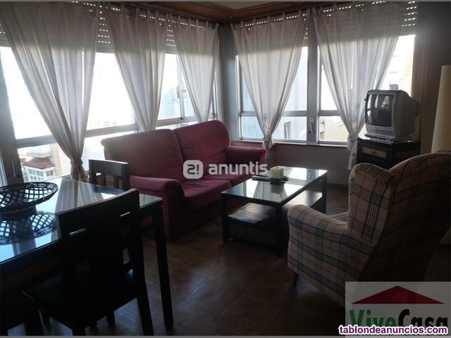 Piso, 90 m2, 3 dormitorios, 2 baños, Buen estado,
