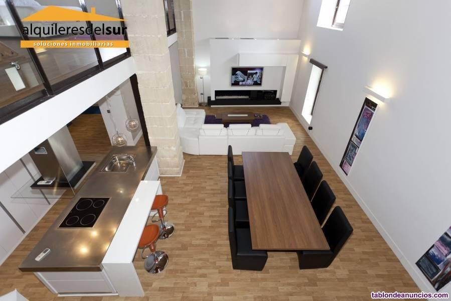 Loft, 200 m2, 1 dormitorios, 3 baños, Ninguno, pla