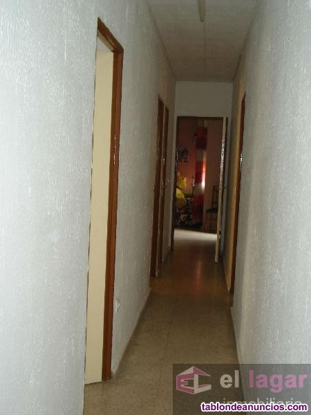 Piso, 120 m2, 4 dormitorios, 1 baños, Buen estado,