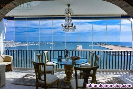 Precioso apartamento en 1ª linea de la playa TOTAL