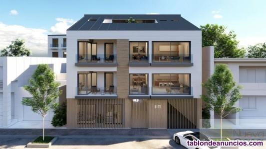 Apartamento, 77 m2, 2 dormitorios, 1 baños, Nuevo,