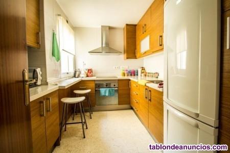 Piso, 89 m2, 3 dormitorios, 2 baños, 1 garajes, Bu