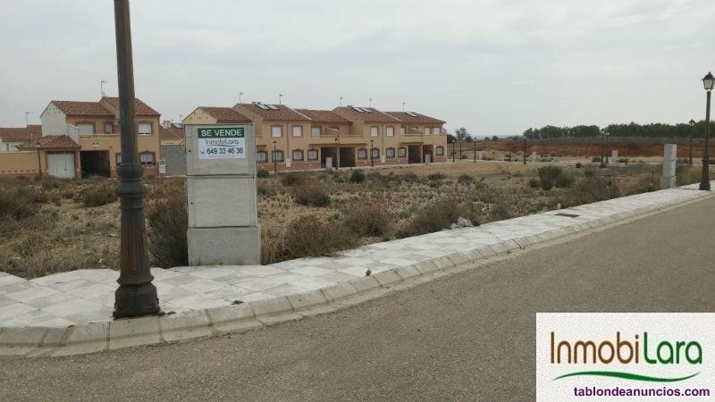 Se venden 12 parcelas urbanizables en fuensanta (A