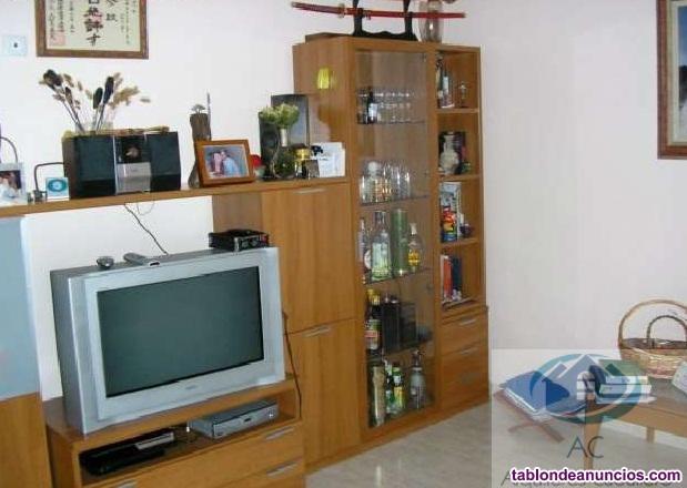 Piso, 110 m2, 4 dormitorios, 2 baños, 1 garajes, S