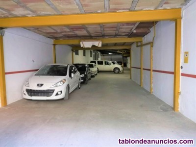 Garaje, 933 m2, Cerrado, planta 0,  GRAN GARAJE PA