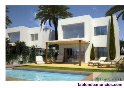 Villa, 143 m2, 295 Metros de parcela, 3 dormitorio