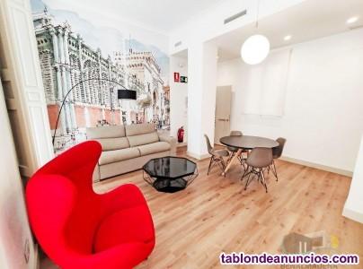 Apartamento, 45 m2, 1 dormitorios, 1 baños, Nuevo,