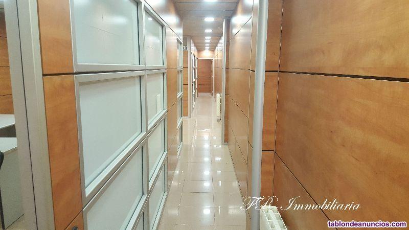Oficina, 120 m2, Reformado, Interior, planta 0,  L
