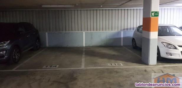 Plaza de garaje en alquiler en la calle rafael jan