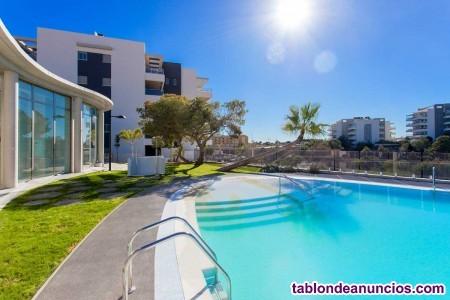 Apartamento, 90 m2, 3 dormitorios, 2 baños, 1 gara