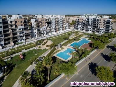 Apartamento, 193 m2, 3 dormitorios, 2 baños, 1 gar