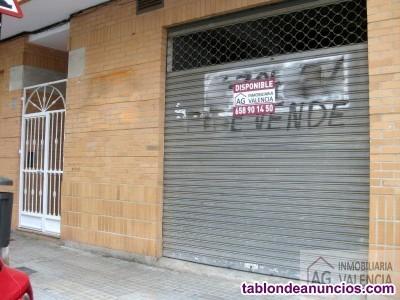 Local, 138 m2, En bruto, Exterior, planta Baja,  B