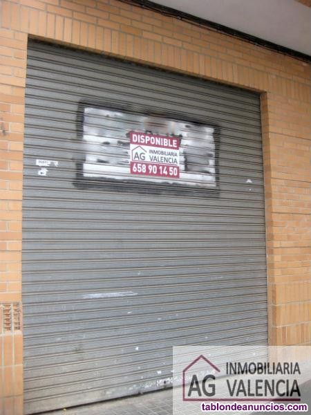 Local, 127 m2, En bruto, Exterior, planta Baja,  B