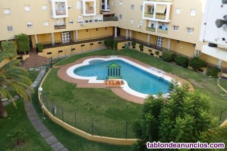 Apartamento, 74 m2, 2 dormitorios, 1 baños, 1 gara