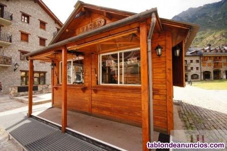 Local, Hostelería, 30 m2, 2 dormitorios, Buen esta