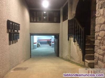 Garaje, 17 m2, Cerrado, Interior, planta 0, con tr