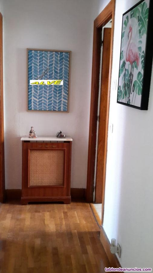 Piso, Alto, 90 m2, 3 dormitorios, 1 baños, Buen es