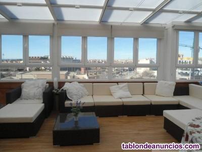 Atico, 90 m2, 3 dormitorios, 1 baños, 1 garajes, B