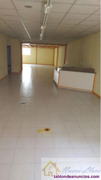 Local, 260 m2, Reformado, planta 0,  Se alquila am