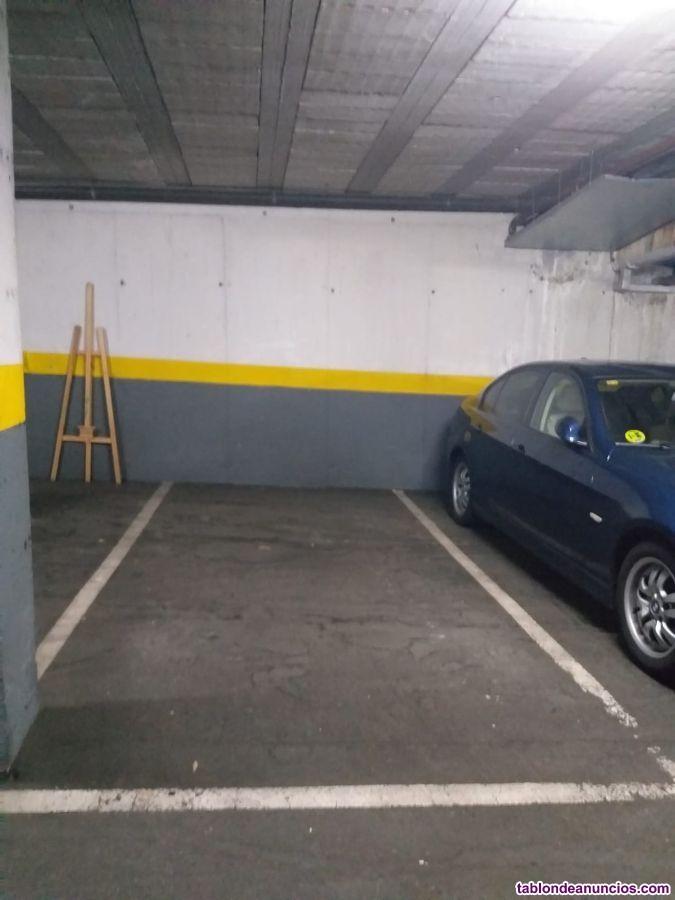 Garaje, 23 m2, Estado de origen, Interior, planta