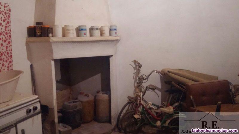 Se vende casa rustica en el pueblo de quero (toled