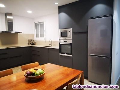 Piso, 100 m2, 3 dormitorios, 2 baños, Nuevo, Exter