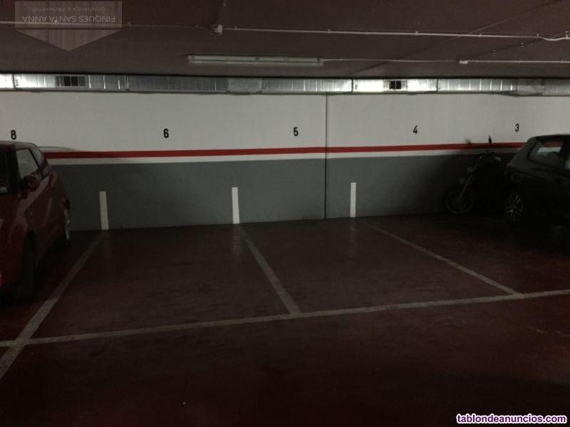 Garaje, 30 m2, Cerrado, planta 0,  DOS PLAZAS DOBL