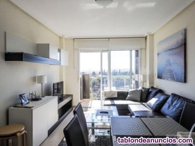 Apartamento, 46 m2, 1 dormitorios, 1 baños, 1 gara