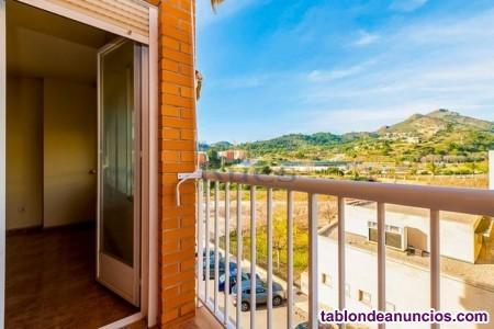 Piso, 108 m2, 4 dormitorios, 2 baños, 1 garajes, B