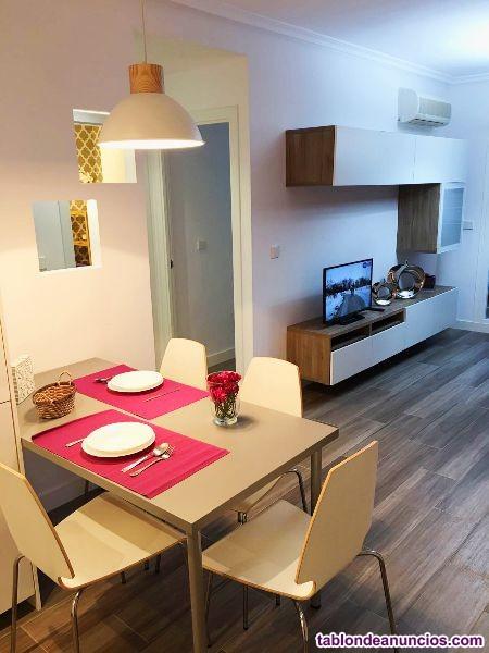 Piso, 65 m2, 2 dormitorios, 1 baños, 1 garajes, Bu