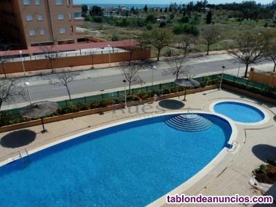 Apartamento, 61 m2, 2 dormitorios, 1 baños, 1 gara
