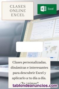 CLASES DE EXCEL ONLINE