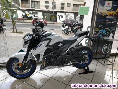 Moto Suzuki  GSX-S 750 de ocasión
