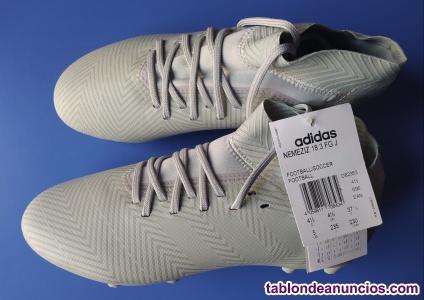 Botas de fútbol Adidas Nemeziz 18.3 Fg Junior nº37 1/3