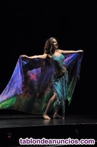 Clases de danza oriental