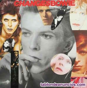 David Bowie changes 2lp