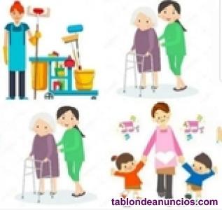 Experiencia en cuidado personas mayores