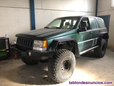 Se vende jeep grand cherokee 5.2 v8
